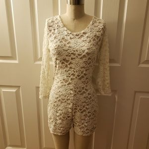 Other - Lace Jumpsuit